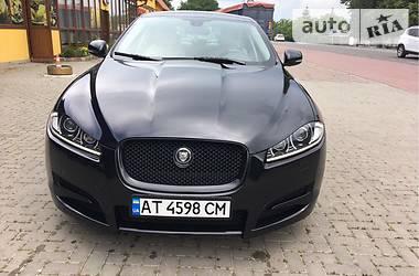 Jaguar XF 2012 в Коломые