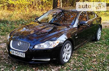 Jaguar XF 2010 в Киеве