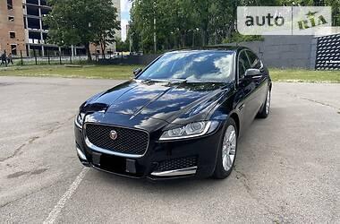 Jaguar XF 2016 в Харькове