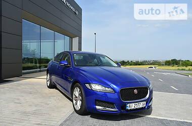 Jaguar XF 2019 в Днепре