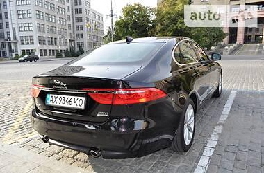 Седан Jaguar XF 2018 в Харькове
