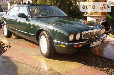 Jaguar XJ 2000 в Богородчанах