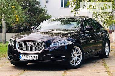 Jaguar XJ 2012 в Киеве