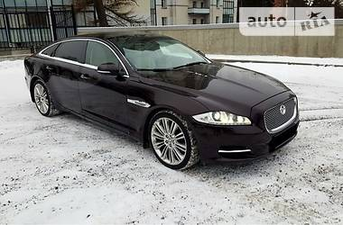 Jaguar XJL LONG 2011