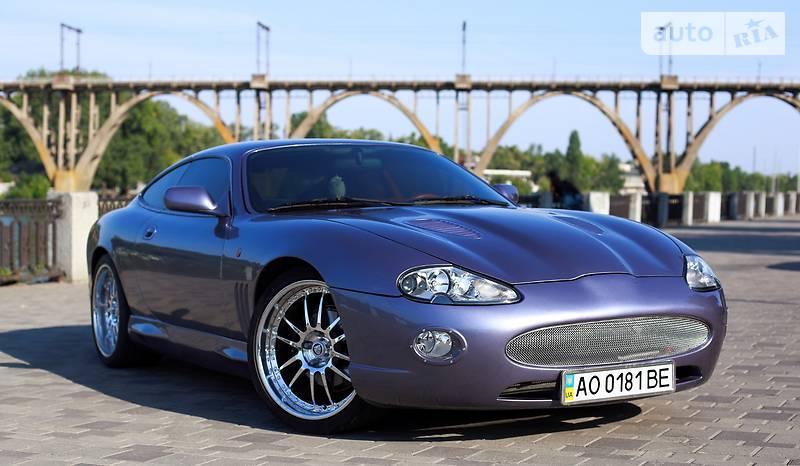 Jaguar XK 1997 года в Днепре (Днепропетровске)