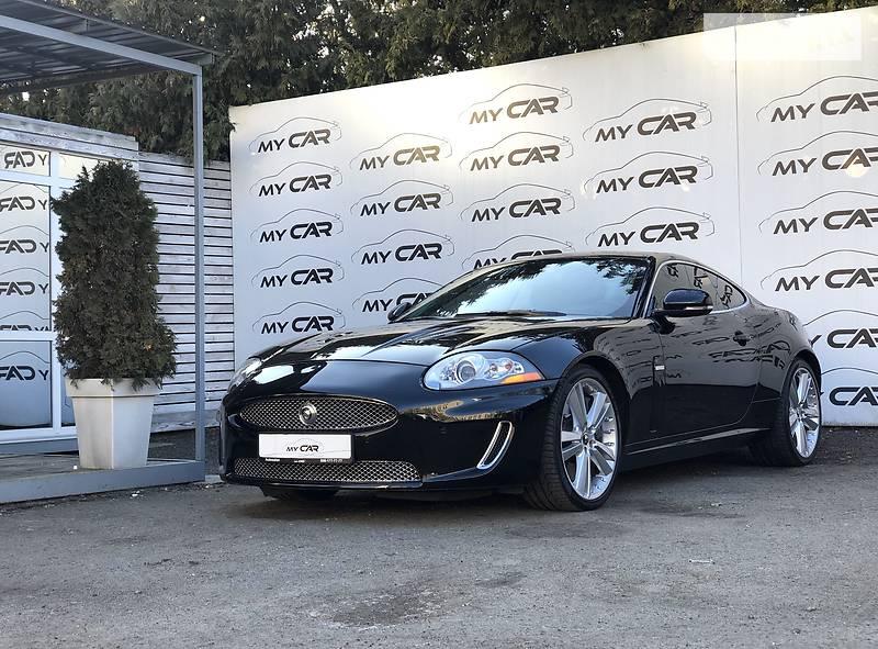 Jaguar XKR 2010 в Киеве