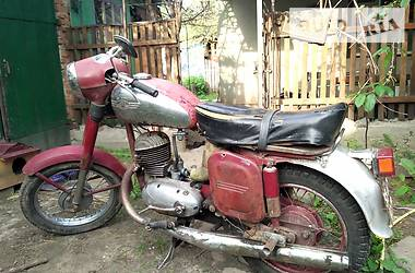 Jawa (Ява)-cz 175 1963 в Борзні