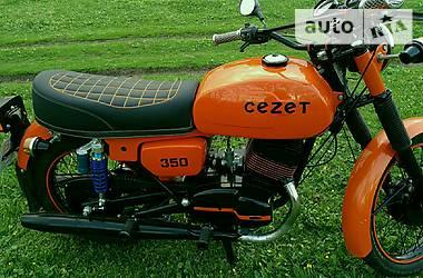 Jawa (Ява)-cz 350 1985 в Братском