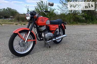 Jawa (Ява)-cz 350 1980 в Овидиополе