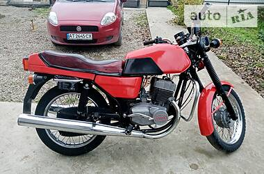 Jawa (Ява)-cz 650 1995 в Надвірній