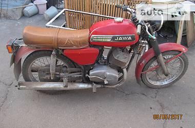 Jawa (ЯВА) 350  1979