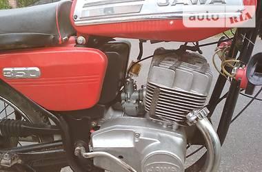 Jawa (ЯВА) 350 1990 в Ивано-Франковске
