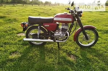Jawa (ЯВА) 350 1987 в Ивано-Франковске