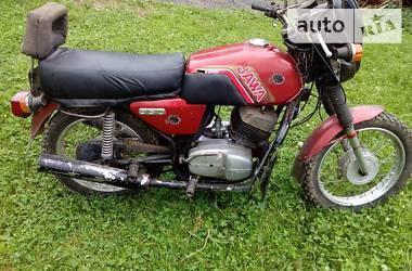Jawa (ЯВА) 350 1988 в Львове