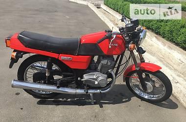 Jawa (ЯВА) 350 1975 в Шполе