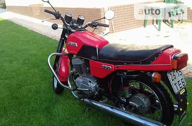 Jawa (ЯВА) 350 1989 в Гусятині