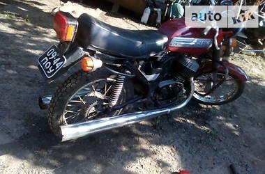 Jawa (ЯВА) 350 1982 в Карлівці