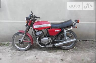 Jawa (ЯВА) 350 1990 в Кременце