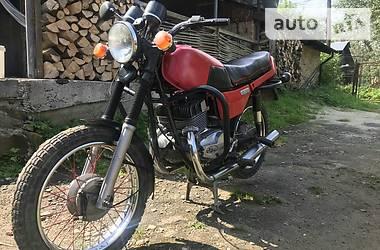Jawa (ЯВА) 350 1984 в Бориславе