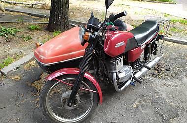 Jawa (ЯВА) 350 1988 в Дебальцево