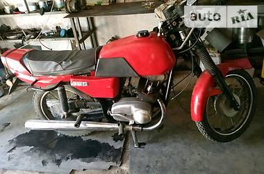 Jawa (ЯВА) 350 1981 в Теофиполе