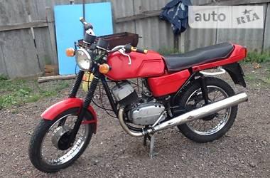 Jawa (ЯВА) 350 1987 в Чернигове