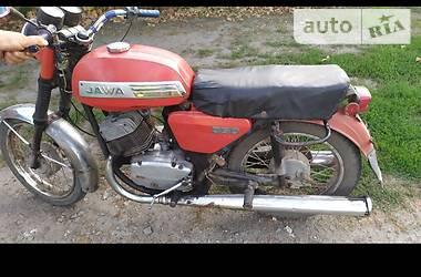 Jawa (ЯВА) 350 1981 в Волчанске