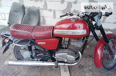 Jawa (ЯВА) 350 1976 в Василькове
