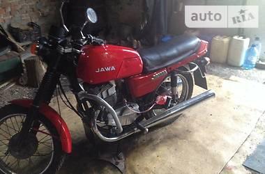 Jawa (ЯВА) 350 1988 в Тернополе