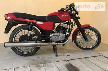Jawa (ЯВА) 350 1980 в Заставной