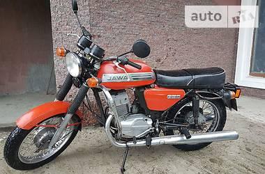 Jawa (ЯВА) 350 1985 в Жидачове