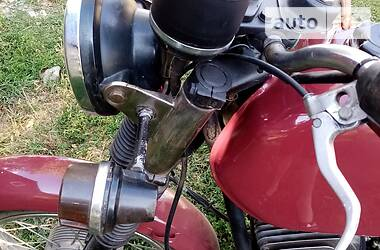 Jawa (ЯВА) 350 1984 в Козельце