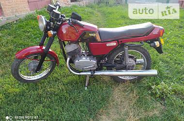 Jawa (ЯВА) 350 1996 в Летичеве