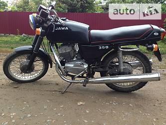 Jawa (ЯВА) 350 1988 в Немирове
