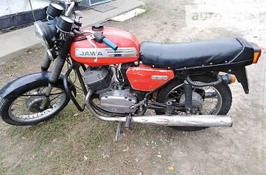 Jawa (ЯВА) 350 1984 в Ржищеве