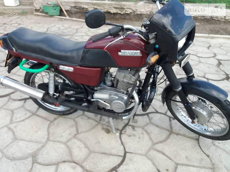 Jawa (ЯВА) 350 1989 в Запорожье