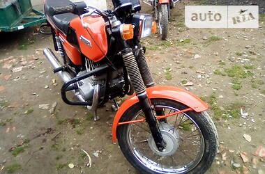 Jawa (ЯВА) 350 1987 в Трускавце