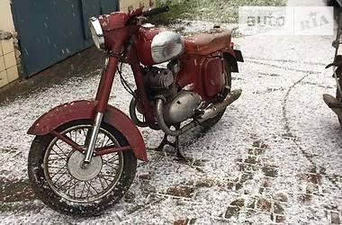 Jawa (ЯВА) 350 1972 в Львове