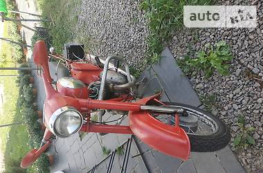 Мотоцикл Классик Jawa (ЯВА) 350 1971 в Переяславе-Хмельницком