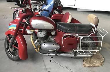 Мотоцикл з коляскою Jawa (ЯВА) 360 1967 в Яготині