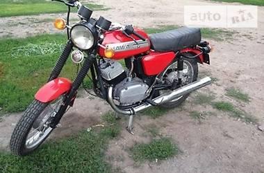 Jawa (ЯВА) 634 1976 в Валках