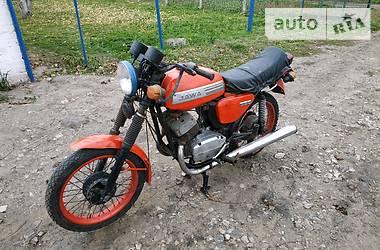 Jawa (ЯВА) 634 1981 в Токмаке