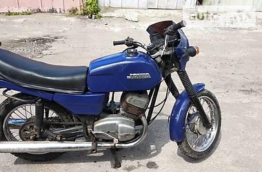 Jawa (ЯВА) 634 1985 в Львове