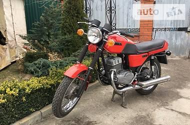 Jawa (ЯВА) 638 1988 в Василькове