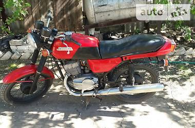 Jawa (ЯВА) 638 1990 в Луганске