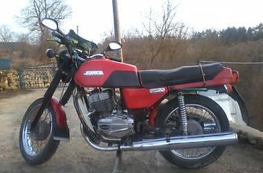 Jawa (ЯВА) 638 1989 в Тернополе