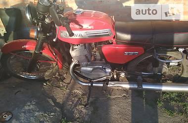 Jawa (ЯВА) 638 1986 в Новоукраинке