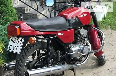 Jawa (ЯВА) 638 1987 в Ромнах