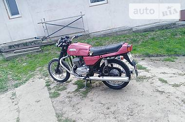 Jawa (ЯВА) 638 1988 в Львове