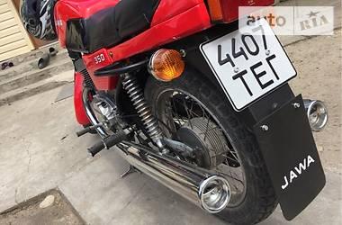 Jawa (ЯВА) 638 1999 в Ивано-Франковске